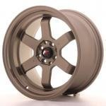 jr121790bz.jpg Japan Racing JR12 17x9 ET25 4x100/114 Bronze