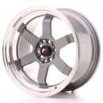jr121790gm.jpg Japan Racing JR12 17x9 ET25 5x100/114 Gun Metal