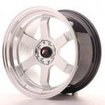 jr121790hs.jpg Japan Racing JR12 17x9 ET25 4x100/114 Hyper Silver