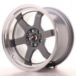 jr121810gm.jpg Japan Racing JR12 18x10 ET20 5x114/120 Gun Metal