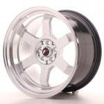 jr_jr121810xx2074hs Japan Racing JR12 18x10 ET20-25 Blank Hyper Silver