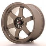 jr121890bz.jpg Japan Racing JR12 18x9 ET25 5x114/120 Bronze