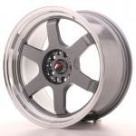 jr121890gm.jpg Japan Racing JR12 18x9 ET25 5x114/120 Gun Metal