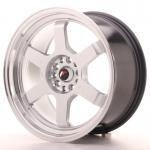 jr_jr121890xx2574hs Japan Racing JR12 18x9 ET25-30 Blank Hyper Silver