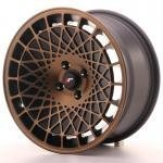 jr_jr14168052074bmbf Japan Racing JR14 16x8 ET20 5x100 BlackBronzFinish