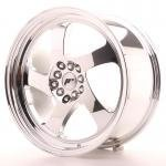 jr_jr151885xx3574vc Japan Racing JR15 18x8,5 ET35-40 Blank Vacum Chrome