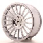 jr_jr1618855k3574s Japan Racing JR16 18x8,5 ET35 5x100 Machined Silve