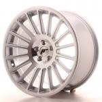 jr_jr1618955k3574s Japan Racing JR16 18x9,5 ET35 5x100 Machined Silve