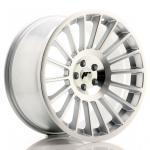 jr1619105k3574s_18536_1.jpg Japan Racing JR16 19x10 ET35 5x100 Silver Machined Face
