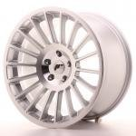 jr_jr1619105k3574s Japan Racing JR16 19x10 ET35 5x100 Silver Machined