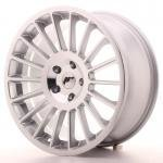 jr_jr1619855k3574s Japan Racing JR16 19x8,5 ET35 5x100 Silver Machine