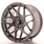 jr_jr18168042573gm Japan Racing JR18 16x8 ET25 4x100/114,3 Gun Metal