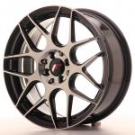 jr18177044073gbm_13799_1.jpg Japan Racing JR18 17x7 ET40 4x100/114 Gloss Black Machined Face