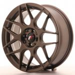 jr18177054073mbz_13808_1.jpg Japan Racing JR18 17x7 ET40 5x100/114 Matt Bronze