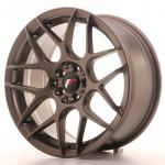 jr18178043573mbz_9993_1.jpg Japan Racing JR18 17x8 ET35 4x100/114 Matt Bronze