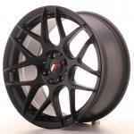 jr_jr1817805x3574bf Japan Racing JR18 17x8 ET35 5H Blank Matt Black