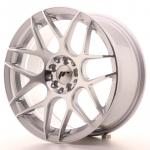 jr18178142573sm_10008_1.jpg Japan Racing JR18 17x8 ET25 4x100/108 Silver Machined Face