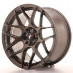 jr_jr18179052073mbz Japan Racing JR18 17x9 ET20 5x100/114 Matt Bronze