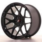 jr_jr181810mg0074bf Japan Racing JR18 18x10,5 ET0 5x114/120 Matt Black
