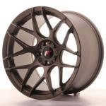 jr_jr181810mg2274mbz Japan Racing JR18 18x10,5 ET22 5x114/120 Matt Bron