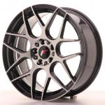 jr181875ml4074gbm_11142_0.jpg Japan Racing JR18 18x7,5 ET40 5x112/114 Gloss Black Machined Face