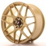 jr_jr181885mz3574gd Japan Racing JR18 18x8,5 ET35 5x100/120 Gold