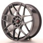jr_jr181885mg2574hb Japan Racing JR18 18x8,5 ET25 5x114/120 Hiper Blac