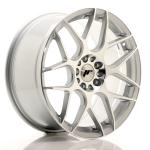 jr181885ml4074sm_19072_1.jpg Japan Racing JR18 18x8,5 ET40 5x112/114 Silver Machined Face