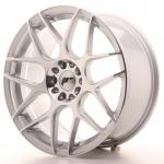 jr181885mz3574sm_9926_1.jpg Japan Racing JR18 18x8,5 ET35 5x100/120 Silver Machined Face