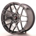 jr_jr181895xx2074hb Japan Racing JR18 18x9,5 ET20-43 Blank Hiper Black