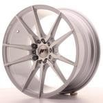 jr_jr211885mz3574sm Japan Racing JR21 18x8,5 ET35 5x100/120 Silver Mac