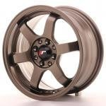 jr_jr3157142573bz Japan Racing JR3 15x7 ET25 4x100/108 Bronze