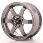 jr_jr3157142573gm Japan Racing JR3 15x7 ET25 4x100/108 Gun Metal