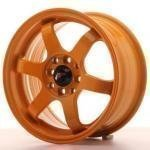 jr_jr3157044073o Japan Racing JR3 15x7 ET40 4x100/114 Orange
