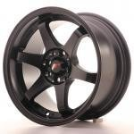 jr_jr3158142573bf Japan Racing JR3 15x8 ET25 4x100/108 Matt Black