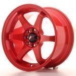 jr_jr3157044073r Japan Racing JR3 15x7 ET40 4x100/114 Red