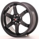 jr_jr3167142573bf Japan Racing JR3 16x7 ET25 4x100/108 Matt Black