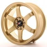 jr_jr3167142573gd Japan Racing JR3 16x7 ET25 4x100/108 Gold