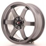 jr_jr3167142573gm Japan Racing JR3 16x7 ET25 4x100/108 Gun Metal