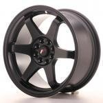 jr_jr3168042573bf Japan Racing JR3 16x8 ET25 4x100/108 Matt Black