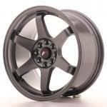 jr_jr3168042573gmd Japan Racing JR3 16x8 ET25 4x100/108 Dark Grey