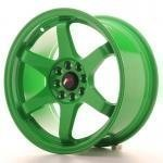 jr_jr3168042573gr Japan Racing JR3 16x8 ET25 4x100/108 Green