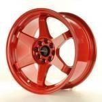 jr_jr3168042573r Japan Racing JR3 16x8 ET25 4x100/108 Red