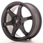 jr_jr3177142573bf Japan Racing JR3 17x7 ET25 4x100/108 Matt Black