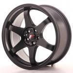 jr_jr3178142573bf Japan Racing JR3 17x8 ET25 4x100/108 Matt Black