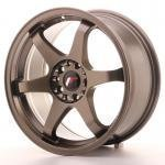 jr_jr3178142573bz Japan Racing JR3 17x8 ET25 4x100/108 Bronze