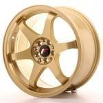 jr_jr3178053573gd Japan Racing JR3 17x8 ET35 5x100/114 Gold