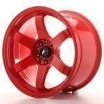 jr_jr31805151574r Japan Racing JR3 18x10,5 ET15 5x114,3/120 Red