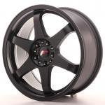 jr_jr3188243074bf Japan Racing JR3 18x8 ET30 4x108/114 Matt Black