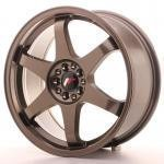 jr_jr3188243074bz Japan Racing JR3 18x8 ET30 4x108/114 Bronze